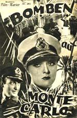 Bomben auf Monte Carlo 1931