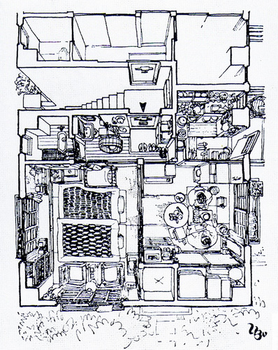 同潤会アパート02