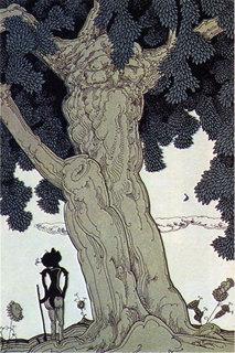 「伐り倒された木」