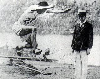 織田幹雄選手 1928