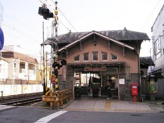 南海諏訪ノ森駅1